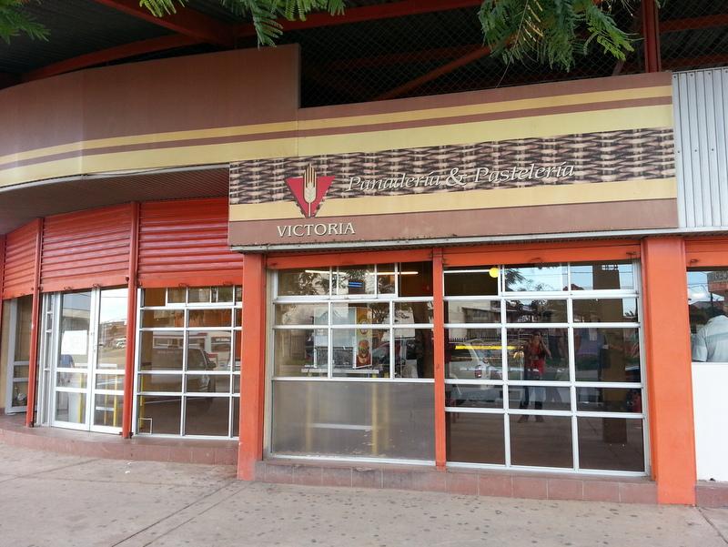 Logo Panaderia Victoria Victoria Panadería